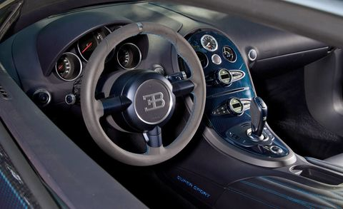 2011 Bugatti Veyron 16 4 Super Sport Road Test