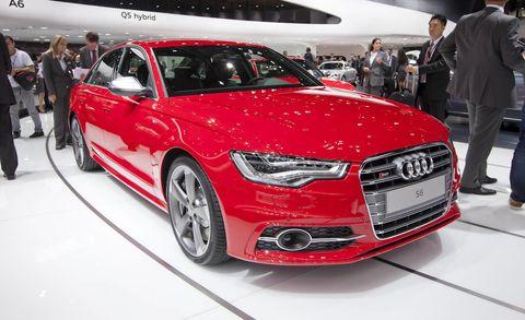 Audi S Audi S At Frankfurt Auto Show - Auto show near me