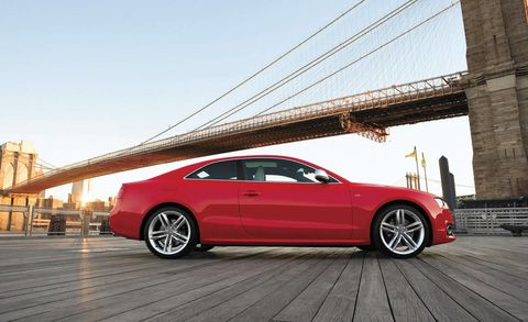 2012 Audi S5 2012 Audi S5 First Drive Review
