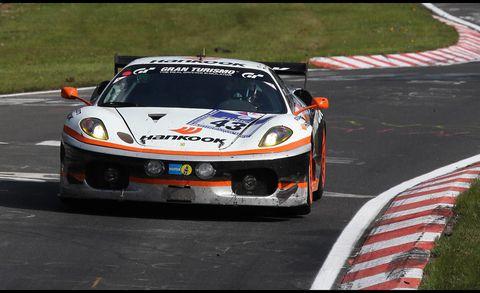 Automotive design, Vehicle, Land vehicle, Motorsport, Car, Racing, Race track, Sports car racing, Auto racing, Headlamp,