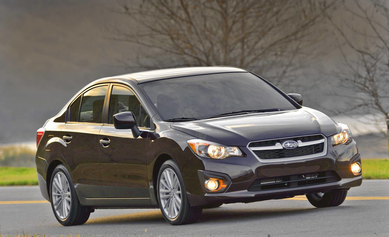 In Fact, Subaru Boasts That The 27 Mpg City/36 Mpg Highway Ratings Are The  Highest For A Vehicle Equipped With 4 Wheel Drive.