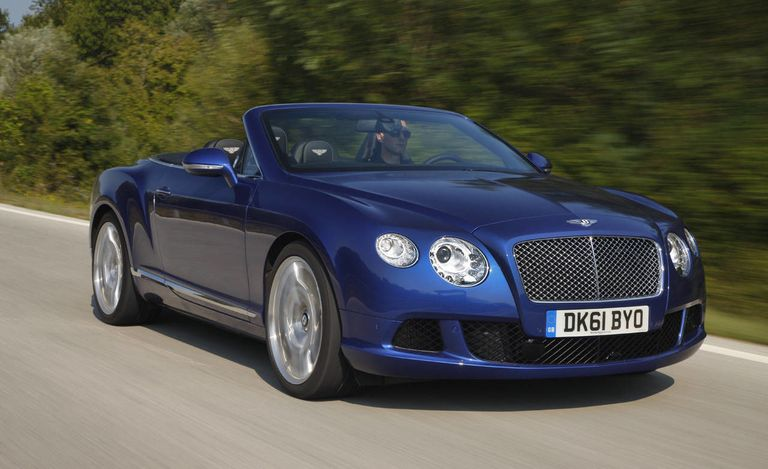 2012 Bentley Continental GTC First Drive Review