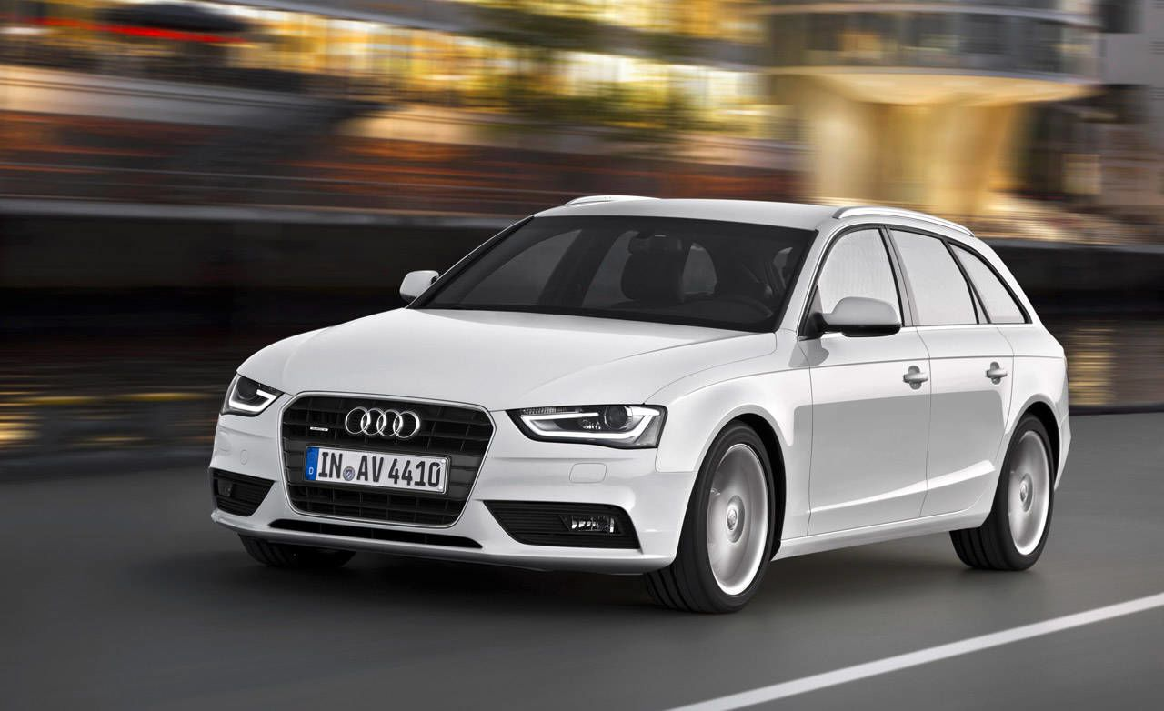 Marvelous The Current Audi A4 Sedan, Introduced As A 2009 Model, Sees A Refresh For  2013. In Front, Thereu0027s A New Bumper, Headlights, Hood And Grille.