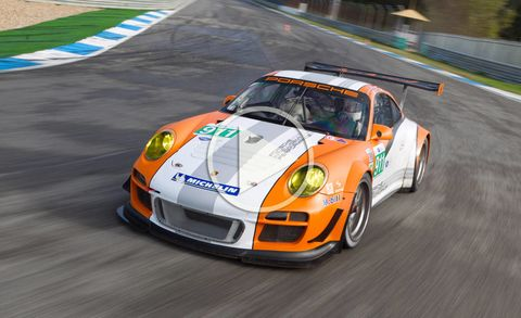 Video Window May Take A Few Moments To Load Player Is Loading Porsche 911 Gt3 R Hybrid