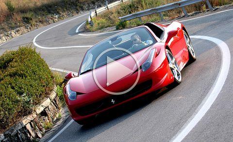 Video: 2012 Ferrari 458 Spider