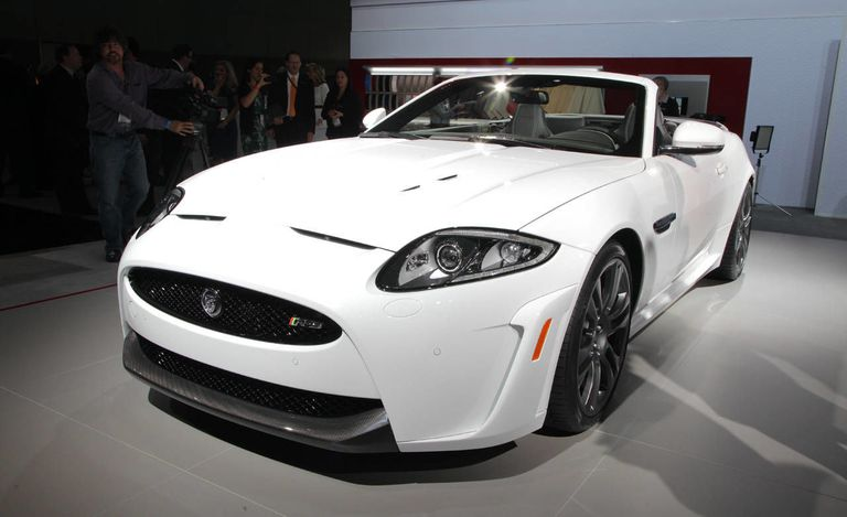 Jaguar XKRS Convertible Specs And Pictures At LA Auto Show - 2012 jaguar xkr specs