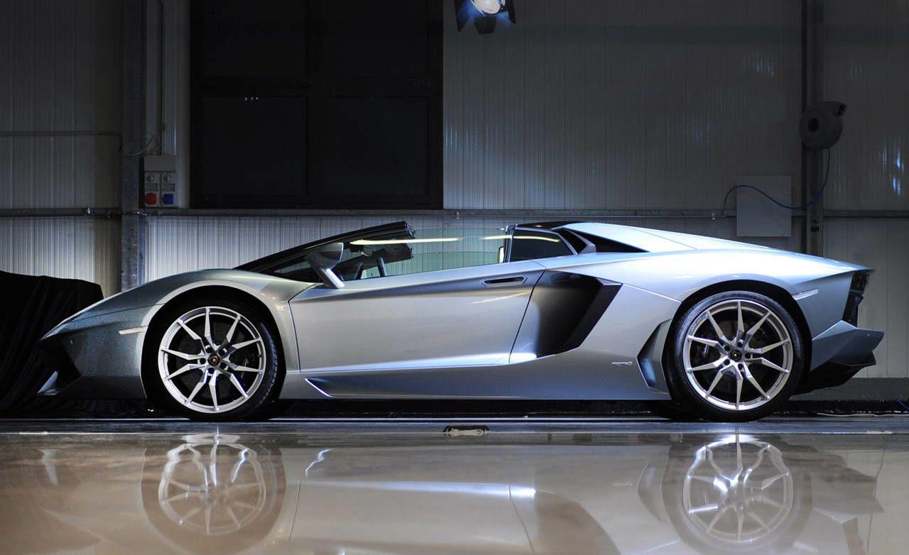 Advertisement   Continue Reading Below. The Lamborghini Aventador ...