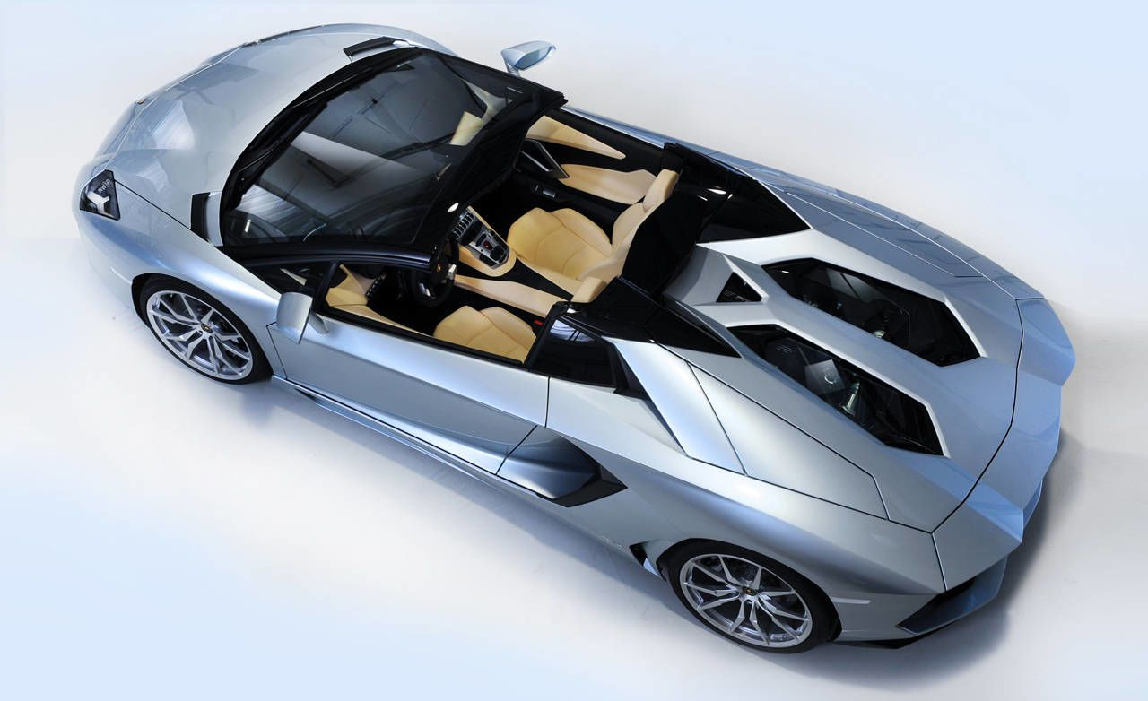 2013 Lamborghini Aventador LP 700 4 Roadster