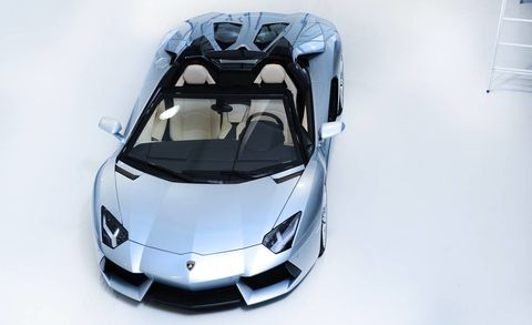 2013 Lamborghini Aventador Lp 700 4 Roadster Photos Price 381 000