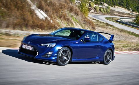 2014 Scion FR-S Coupé Engineering Prototype – Next FR-S Gets ...