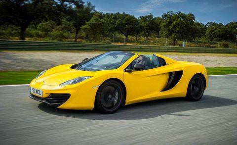 Tire, Wheel, Mode of transport, Automotive design, Yellow, Vehicle, Transport, Headlamp, Performance car, Rim,