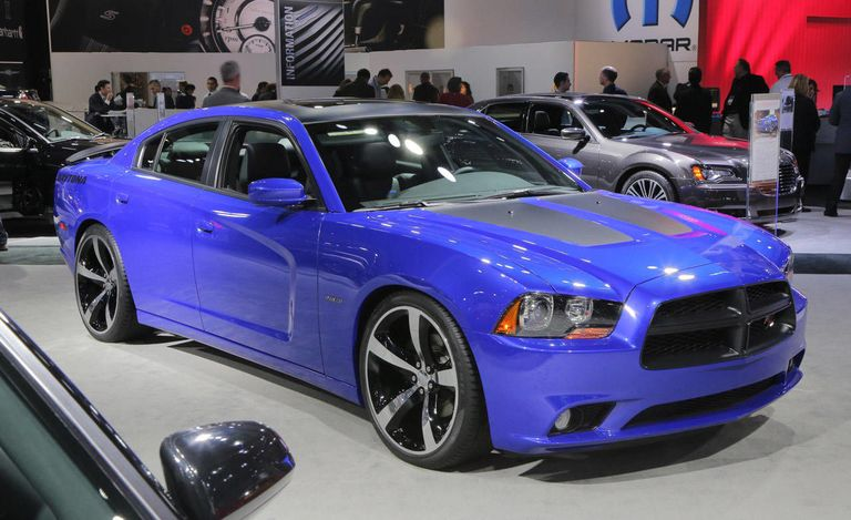 2013 Dodge Charger Daytona – 2012 Los Angeles Auto Show - The ...