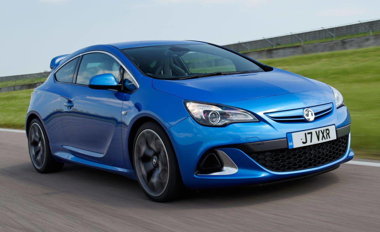 Opel astra vxr