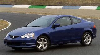 Acura RSX TypeS First Drive Full Review Of The New - Acura rsx engine