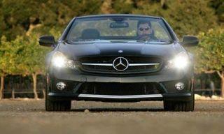 Mode of transport, Automotive design, Vehicle, Grille, Headlamp, Transport, Automotive exterior, Car, Mercedes-benz, Photograph,