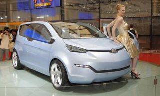 Motor vehicle, Mode of transport, Automotive design, Automotive mirror, Transport, Event, Vehicle, Car, Alloy wheel, Auto show,