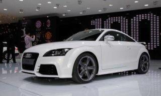 Tire, Wheel, Automotive design, Vehicle, Event, Land vehicle, Transport, Car, White, Audi tt,
