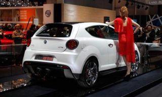 Motor vehicle, Mode of transport, Automotive design, Vehicle, Land vehicle, Alfa romeo mito, Car, Red, Automotive lighting, Dress,