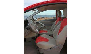 Motor vehicle, Mode of transport, Automotive mirror, Steering wheel, Vehicle door, Car seat, Steering part, Windshield, Car seat cover, Rear-view mirror,