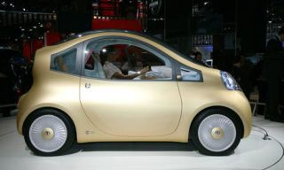 Tire, Motor vehicle, Wheel, Mode of transport, Automotive design, Product, Vehicle, Yellow, Transport, Automotive mirror,