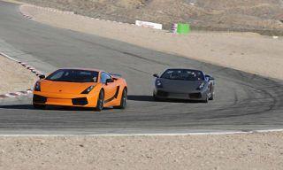 Photos Lamborghini Gallardo Spyder And Lamborghini Gallardo
