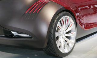 Tire, Wheel, Motor vehicle, Automotive tire, Automotive design, Mode of transport, Alloy wheel, Vehicle, Automotive wheel system, Automotive exterior,