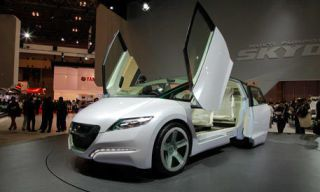 Motor vehicle, Mode of transport, Automotive design, Product, Event, Property, Car, Concept car, Personal luxury car, Fender,