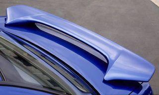 Automotive exterior, Fender, Electric blue, Carbon, Silver, Plastic, Kit car, Synthetic rubber, Hood,