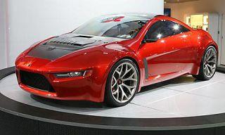 Wheel, Mode of transport, Automotive design, Vehicle, Land vehicle, Car, Red, Transport, Grille, Fender,