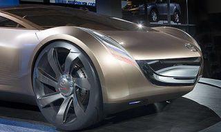 Motor vehicle, Mode of transport, Automotive design, Vehicle, Concept car, Land vehicle, Automotive lighting, Car, Alloy wheel, Rim,