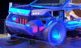 Motor vehicle, Mode of transport, Automotive design, Blue, Automotive exterior, Automotive tire, Fender, Electric blue, Automotive wheel system, Machine,