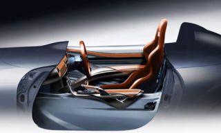 Brown, Automotive design, Vehicle door, Concept car, Tan, Luxury vehicle, Material property, Design, Leather, Armrest,