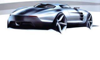 Mode of transport, Automotive design, Car, Concept car, Automotive lighting, White, Red, Sports car, Luxury vehicle, Supercar,