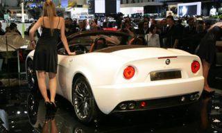 Clothing, Mode of transport, Automotive design, Vehicle, Dress, Photograph, Vehicle registration plate, Car, White, Performance car,