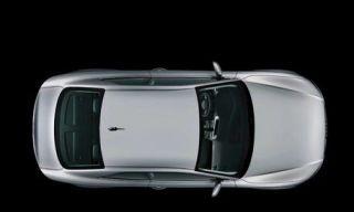 Automotive design, Automotive exterior, Transport, White, Car, Luxury vehicle, Automotive parking light, Bumper part, Sports car, Personal luxury car,