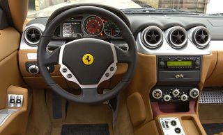 Motor vehicle, Steering part, Mode of transport, Product, Steering wheel, Brown, Transport, Yellow, Vehicle, Automotive design,