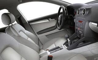 Motor vehicle, Mode of transport, Steering part, Vehicle, Steering wheel, White, Vehicle door, Car seat, Center console, Car seat cover,