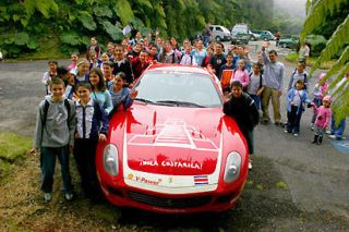 People, Vehicle, Land vehicle, Social group, Car, Performance car, Community, Crowd, Sports car, Classic car,