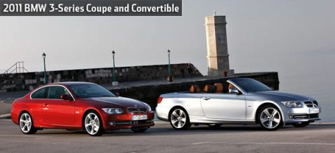 2011 bmw 3 series coupe and convertible - first look review