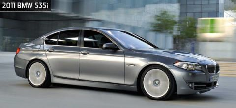 BMW I Review Of The New BMW I - Bmw 535i sport