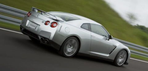 The History Of The Nissan Gt R