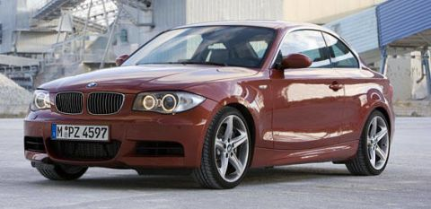 View The Latest First Drive Review Of The BMW I Coupe - 2 door bmw