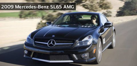 With All The Praise Heaped On 2009 Mercedes Benz Sl65 Amg Black Series Lately It S Easy To Forget About Regular A 0 60 Mph Time Of