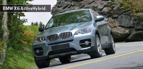 View The Latest First Drive Review Of The 2010 Bmw X6 Activehybrid