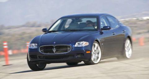 Maserati 0 60 >> Maserati Quattroporte Sport Gt Automatic