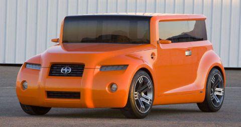 Motor vehicle, Tire, Mode of transport, Automotive design, Transport, Vehicle, Automotive exterior, Orange, Hood, Car,