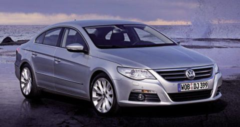 View The Latest First Drive Review Of The 2009 Volkswagen Passat Cc