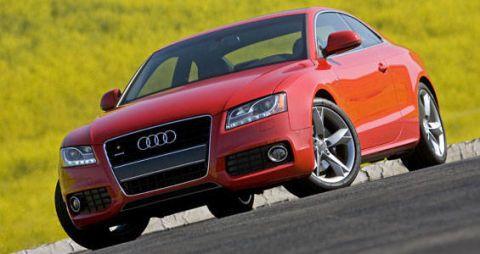 2008 Audi A5 32 Quattro
