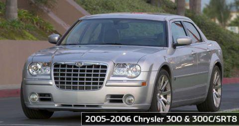 owner survey 2005 2006 chrysler 300 300c srt8. Black Bedroom Furniture Sets. Home Design Ideas