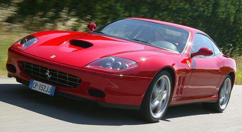Land vehicle, Vehicle, Car, Sports car, Supercar, Performance car, Ferrari 575m maranello, Ferrari 550, Automotive design, Ferrari 550 maranello,